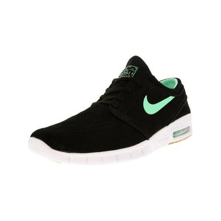 quality design 9d4b3 7b834 Nike Men s Stefan Janoski Max L Matte Silver   Pure Platinum Ankle-High Fashion  Sneaker ...