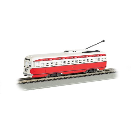 Bachmann HO Scale Train Sparking Trolley Pole DCC Sound Equipped Allegheny 60505