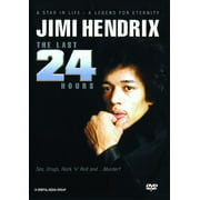 Jimi Hendrix: The Last 24 Hours ( (DVD)) by Allied Vaughn