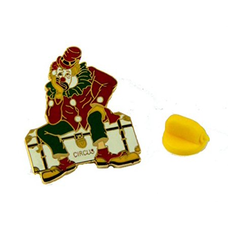 Shrine Circus Lapel Pin Clown Shriner Hospital Childrens ()