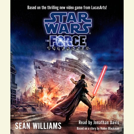 Star Wars: The Force Unleashed - Audiobook