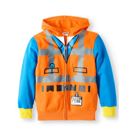 - LEGO Movie 2 Boys' Costume Hoodie