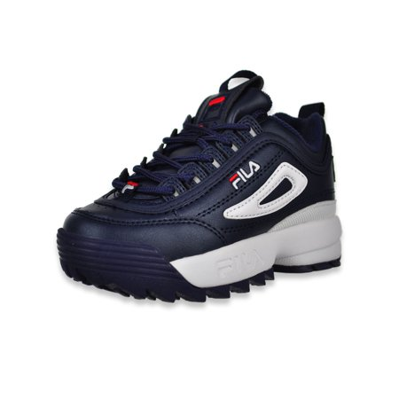 Fila Fila Boys' Disruptor II Sneakers (Sizes 11.5 3