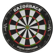 Viper Razorback Official Competition Steel Tip Sisal Dartboard