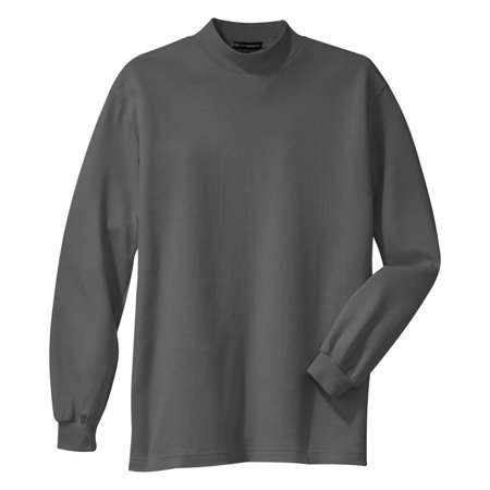Port Authority Men's Perfect Knit Mock Turtleneck -