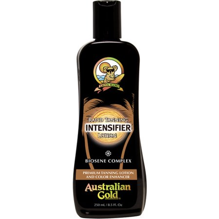 Australian Gold Rapid Tanning Intensifier Lotion, 8.5 fl oz