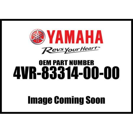Yamaha 1998-2004 V Star Custom V Star 1100 Custom Flasher 1 Base 4Vr-83314-00-00 New