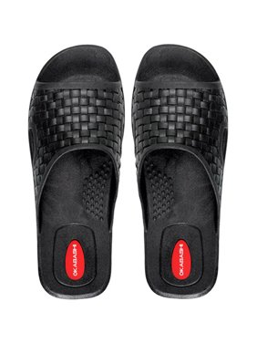 003fd6134f82 Product Image Okabashi Torino - Men s Sandals-Black-LL