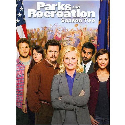 Parks & Recreation: Season 2 (Widescreen)