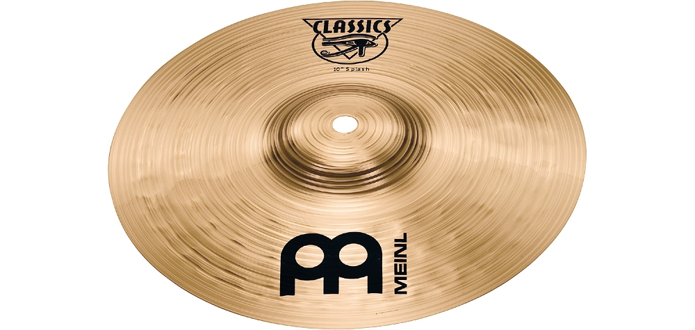Classics Splash Cymbal by Meinl