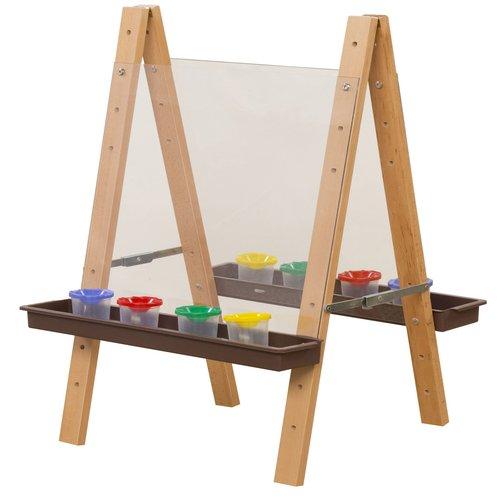 Wood Designs Acrylic Folding Board Easel