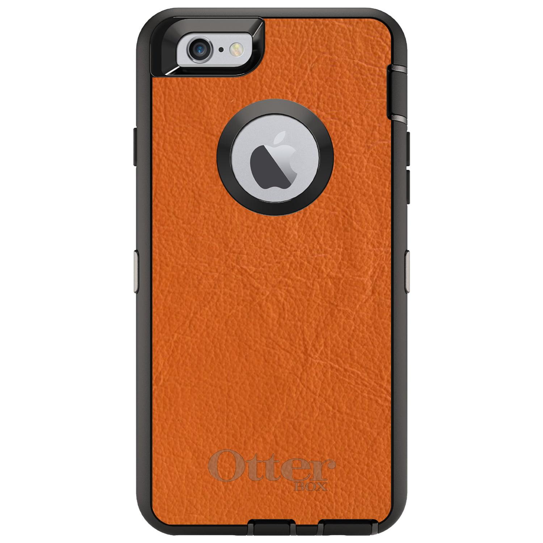 870fcbafa612 CUSTOM Black OtterBox Defender Series Case for Apple iPhone 6   6S ...
