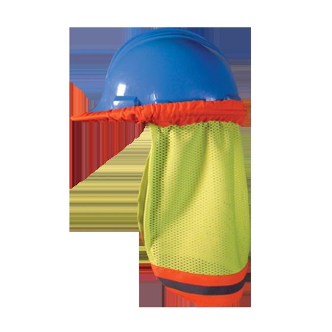 Occunomix 561-OK-5057009 High Visibility Mesh Hard Hat Shade