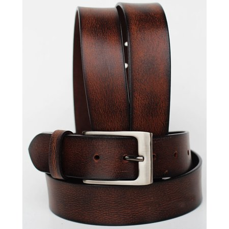 ProRider Western Heavy Duty Men's Genuine Leather Belt (Westchester Heavy Duty Leather)
