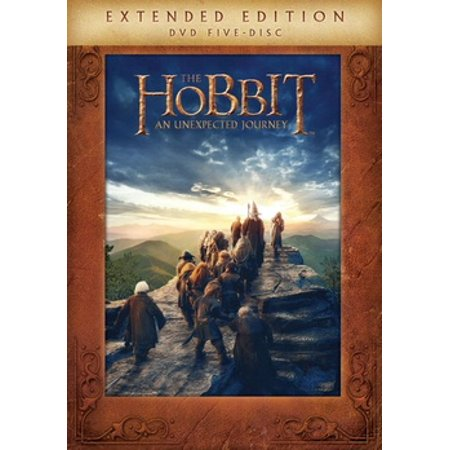 The Hobbit: An Unexpected Journey (Extended Edition) (DVD)](Halloween 1978 Extended Edition)