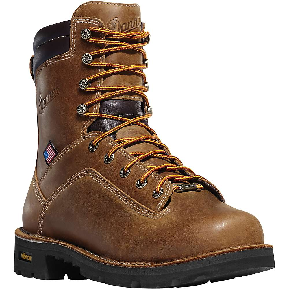 Danner Men's Quarry USA 8IN 400G Insulated GTX Boot by Danner