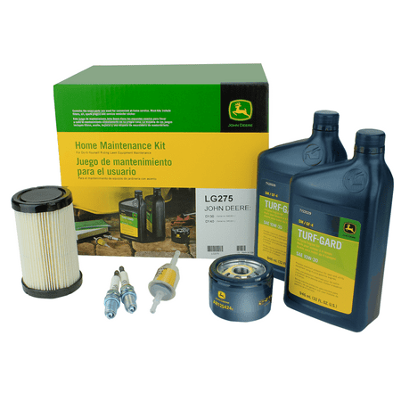 Capacity Maintenance Kit (John Deere Original Equipment Maintenance Kit)