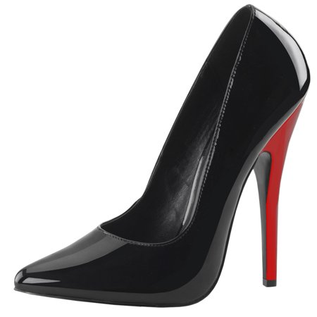 6 Inch Sexy High Heel Shoes Fetish Pump Shoes 9 Colors - Fetish High Heel Shoes