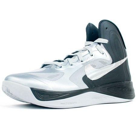 0c08c7f2c536 Nike - NIKE HYPERFUSE BASKETBALL SHOES WOLF GREY METALLIC SILVER ...