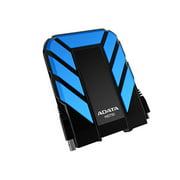 """Adata DashDrive HD710 AHD710-1TU3-CBL 1 TB 2.5"""" External Hard Drive - Box - Blue - USB 3.0 - SATA - 5400 rpm"""