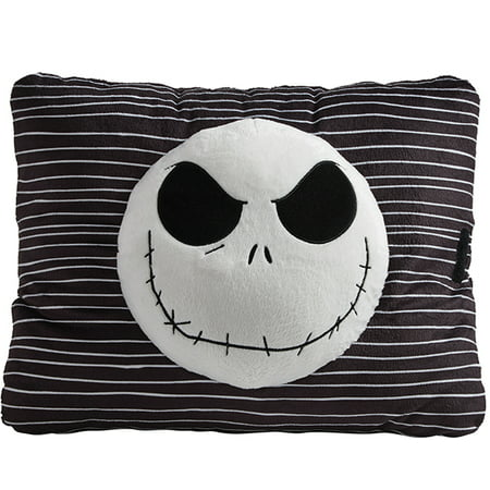 pillow pets nightmare before christmas jack skellington plush toy black