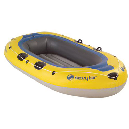 Sevylor 4-Person Caravelle Inflatable Boat