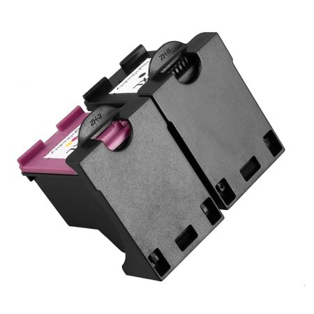 3pcs Ink Cartridge Inject Ink Cartridge Replacement for HP