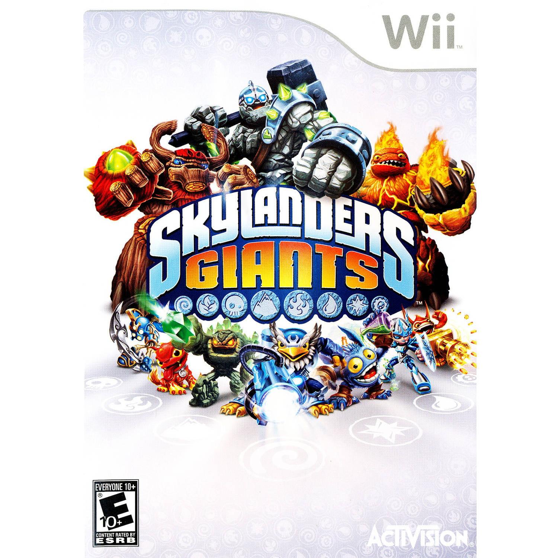 Skylanders: Giants (game only) (Wii) - Pre-Owned