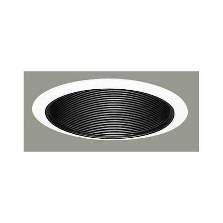 Halo Recessed Lighting 310P Black Recessed Light Fixture Trim 75 (Halo Lighting Trims)