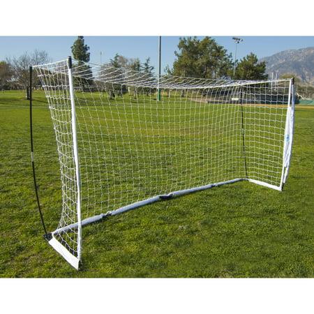 ddb2528ba Athletic Works 12' x 6' Portable Soccer Goal (Includes Carry Bag) -  Walmart.com