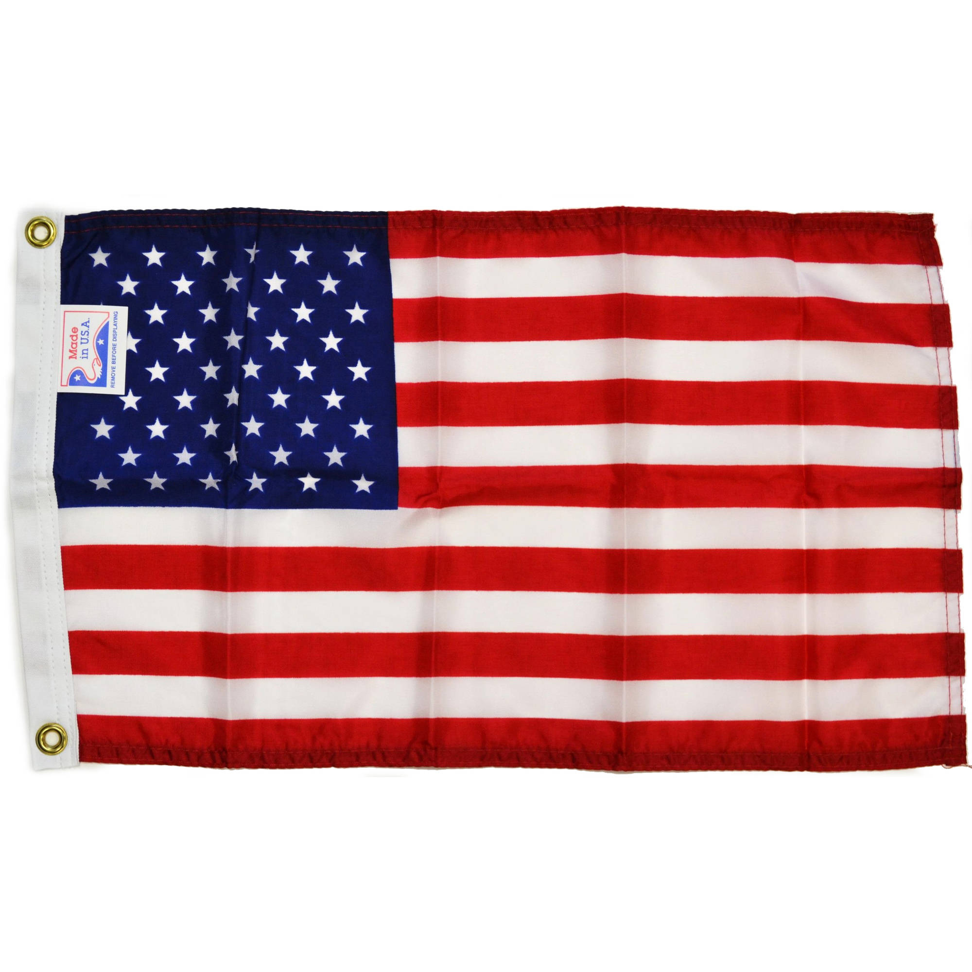 Best Choice Products 25ft Telescopic Aluminum Flagpole w American