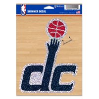 "Washington Wizards WinCraft 5"" x 7"" Shimmer Decal"