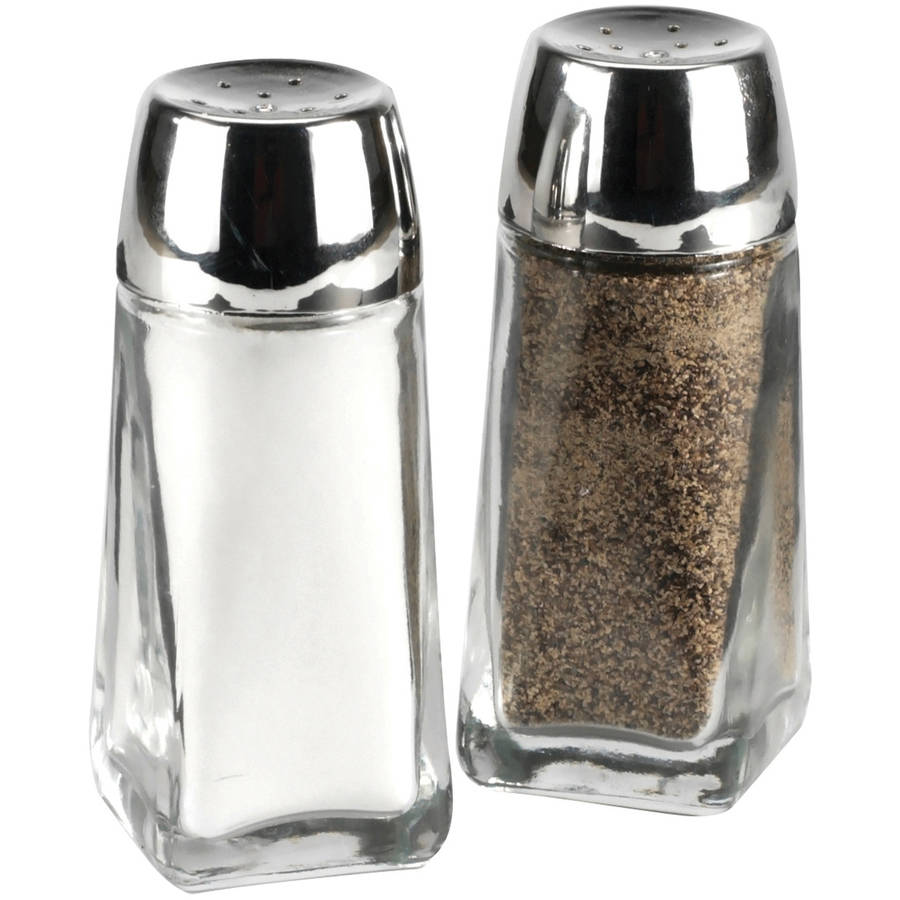 Anchor Hocking Glass Salt And Pepper Shaker