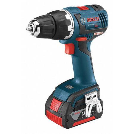 Cordless Drill\/ Driver, Bosch, DDS182BL