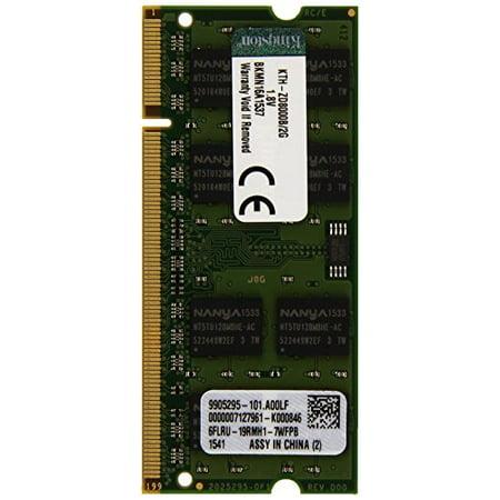 - Kingston Technology 2 GB Unbuffered System Specific Memory Model 2 Not a kit (Single) DDR2 667 (PC2 5300) 200-Pin SO-DIMM KTH-ZD