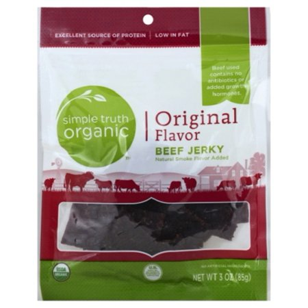 Simple Truth Organic Original Flavor Beef Jerky
