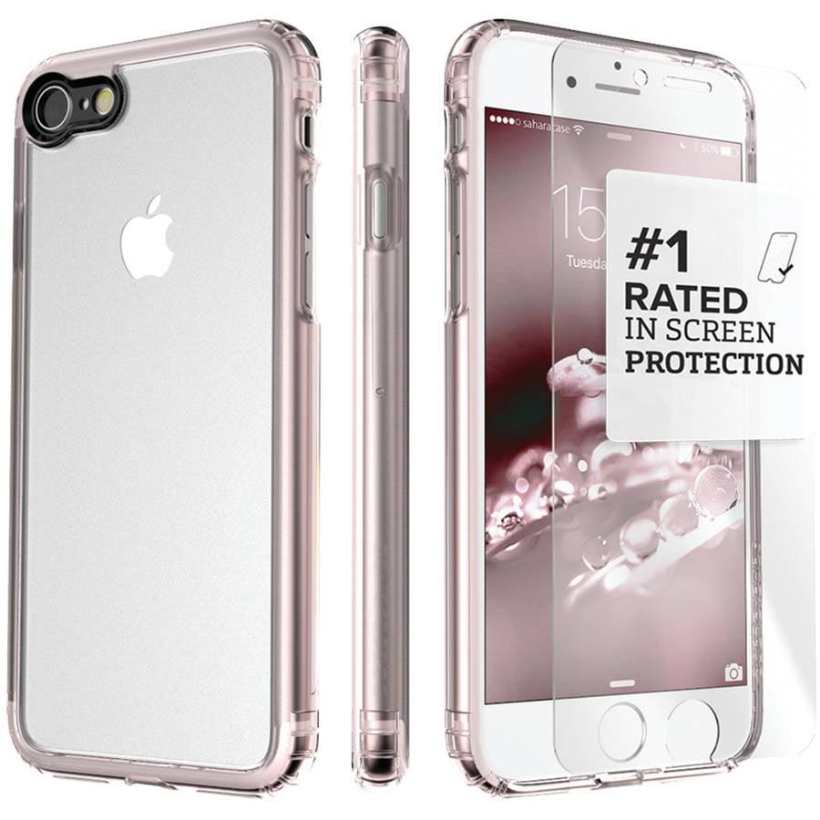 Saharacase Apple iPhone 7 Plus Clear Protective Kit