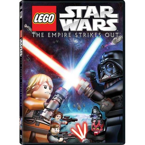 Lego(R) Star Wars: Empire Strikes Out, DVD, Animation by NEWS CORPORATION