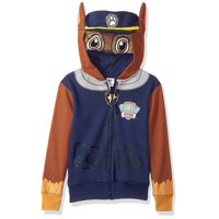 Nickelodeon Little Boys' Chase Costume Zip-up Hoodie