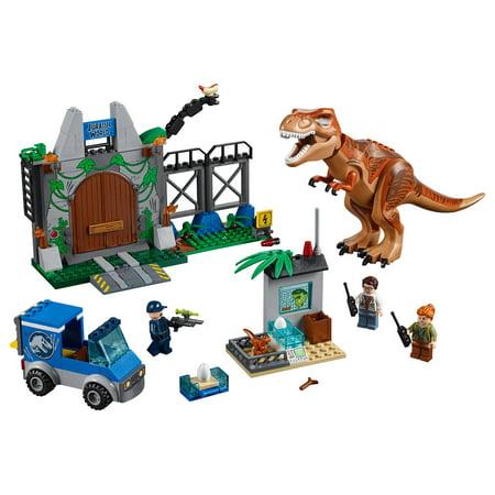 LEGO Juniors Jurassic World T. Rex Breakout10758(150 Pieces)