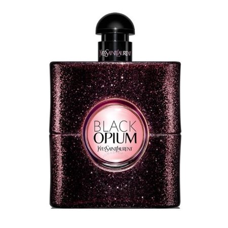 Yves Saint Lauren Black Opium Eau de Toilette, Perfume for Women, 1.6