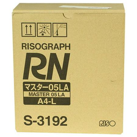 RISO Master (2 Rolls/Carton)