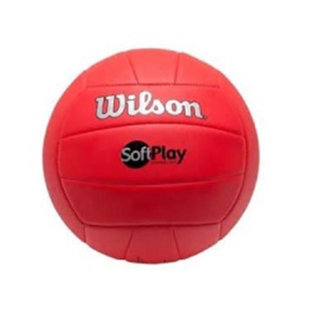 Wilson Quicksand Aloha Volleyball Red