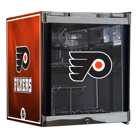 NHL Wine Cooler 1.8 cu ft Philadelphia Flyers by