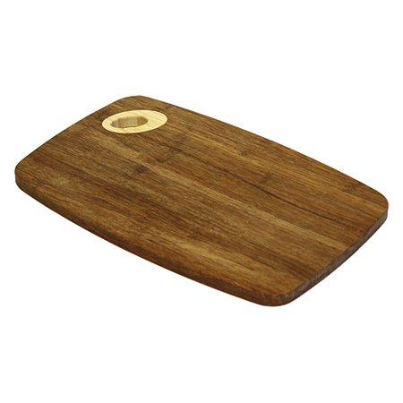 Simply Bamboo Caramel Carbonized Large Bamboo Cutting Board - 15