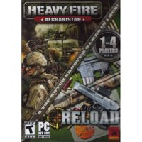 Heavy Fire Afghanistan; Reload; 2 Games in One Box.