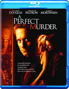 Click here to buy A Perfect Murder (Blu-ray) by WARNER HOME VIDEO.