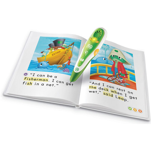 LeapFrog Tag Reading System, Green
