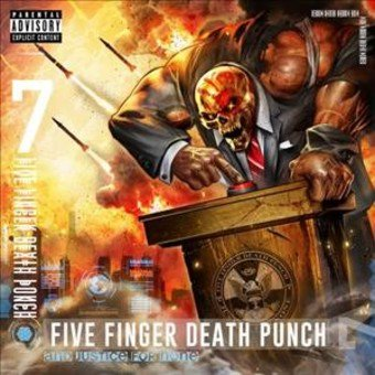 And Justice For None (CD) (explicit)