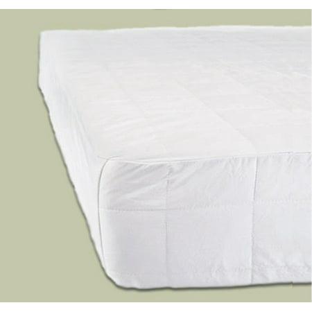 smartsilk mattress protector in white twin xl size. Black Bedroom Furniture Sets. Home Design Ideas